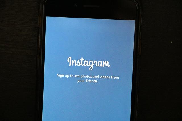 Instagram toujours en vogue