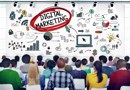 Digital marketing the positives for the business of the entreprises__