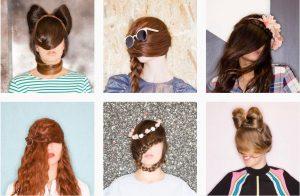 Hair Face Challenge - Jean Louis David sur Instagram